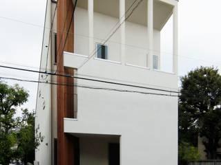 逆遠近法の家: 前田敦計画工房が手掛けた家です。