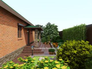 Country house by Архитектурное Бюро 'Капитель', Industrial