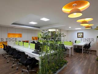by Finer Edge Architects & Interior Designers Modern