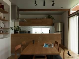 Konan House: ALTS DESIGN OFFICEが手掛けたキッチンです。,