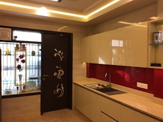 Residential Interiors Modern bathroom by Radian Design & Contracts Modern