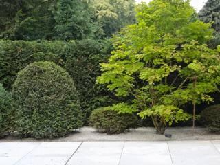 de Jürgen Kirchner Wasser + Garten Asiático