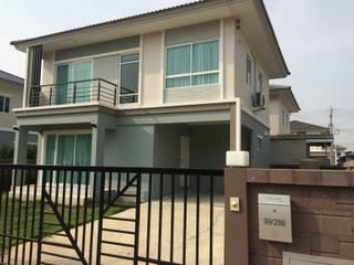 Single family home by pyh's interior design studio