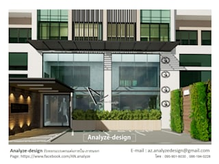Entrance:   by Analyze-design