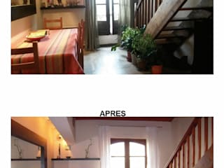 Home staging sur appartement en vente D'CLIC IMMO