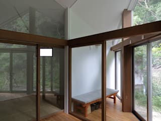 藤原・室 建築設計事務所 Modern conservatory