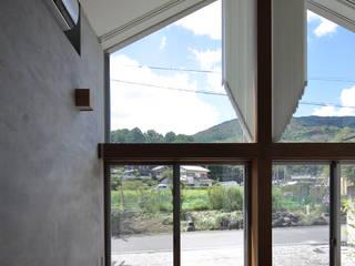 Moderne Fenster & Türen von 藤原・室 建築設計事務所 Modern