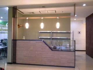มุมกาแฟอาคารเล้าเป้งง้วน:   by Cnc. Interior Design