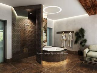Spa by Архитектурное Бюро 'Капитель', Eclectic