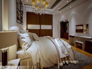 WORKSPACE architects & interior designers BedroomAccessories & decoration