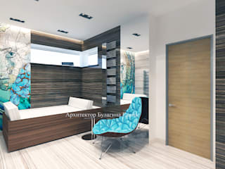 Bathroom by Архитектурное Бюро 'Капитель', Industrial