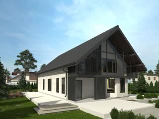House BW. от HEADS Group. Архитектурное бюро Арсена Хаирова и Владислава Куликовского.