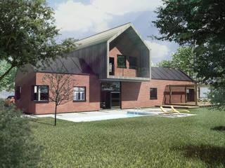House T:  в . Автор – HEADS Group. Архитектурное бюро Арсена Хаирова и Владислава Куликовского.