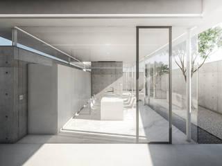 S-House Ruang Makan Minimalis Oleh KERA Design Studio Minimalis