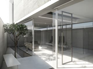 S-House:  Ruang Keluarga by KERA Design Studio