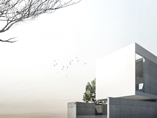 Minimalist house by KERA Design Studio Minimalist