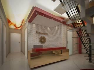 Modern Walls and Floors by RUBA Tasarım Modern