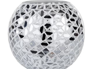 Litecraft Living roomLighting Glass Metallic/Silver