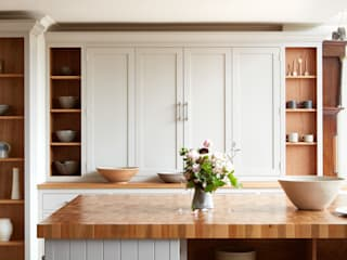 Cley Country style kitchen by NAKED Kitchens Country