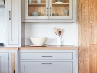 Raynham Cocinas de estilo rural de NAKED Kitchens Rural