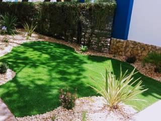 JARDIMGARVE Minimalist style garden Green