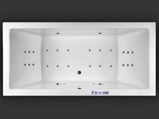 Whirlpool-System Platin Mona in 7 Größen, T&R Design:   von T&R Design GmbH