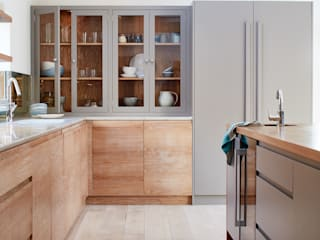Brancaster Marshes Modern kitchen by NAKED Kitchens Modern