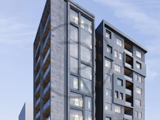 Kaya Apartmanı Modern Oteller Repente Mimarlık Modern
