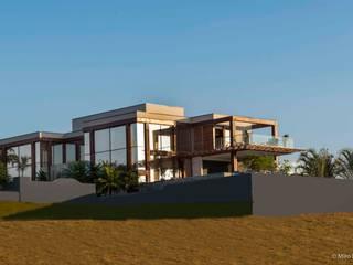 Izilda Moraes Arquitetura Villa a schiera