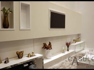casulo arquitetura design SalonesMuebles de televisión y dispositivos electrónicos