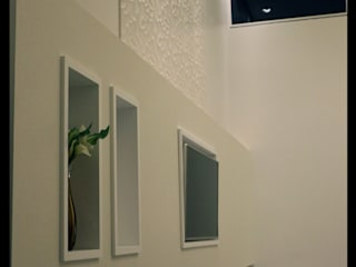 Residencia jovem e contemporanea dra. por casulo arquitetura design Moderno