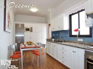 Renovación de Cocina en Los Realejos:  de estilo  de Home Staging Tenerife 360º- Idoia Askasibar