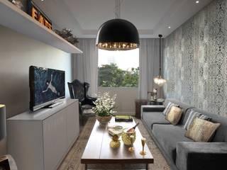 por Thoni Litsz Arquitetura & Interiores