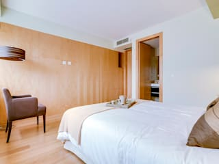 Dormitorios de estilo moderno de Ivo Santos Multimédia Moderno