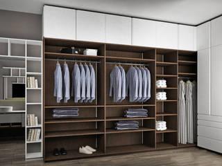 Dressing room by Toque De Menta
