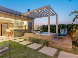 Modern spa by Charis Guernieri Arquitetura Modern