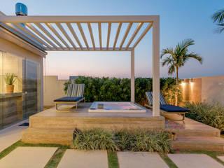 Spa modernos de Charis Guernieri Arquitetura Moderno