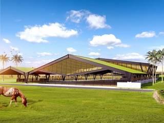 Modernes Messe Design von VERRONI arquitetos associados Modern