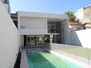 Casa Asunción de NG Estudio Moderno
