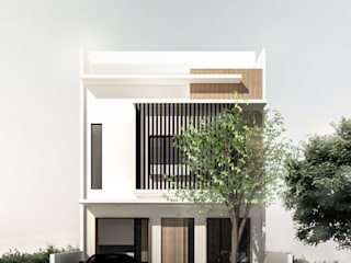 Mutiara Palace:  Rumah by KERA Design Studio