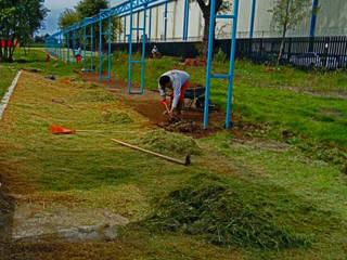 Jardinderia Industrial de terranova Proyectos de Jardinería y Limpieza Industrial