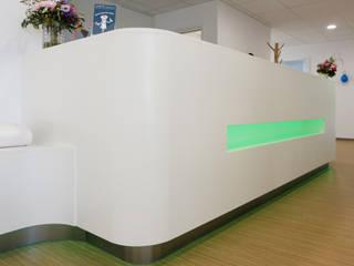 Konzept und Planung Kinderarztpraxis Goldbach:  Praxen von Resonator Coop Architektur + Design,