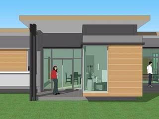 แบบบ้านพักอาศัยชั้นเดีย:   by เขียนแบบ ออกแบบ บ้าน อาคาร รายการคำนวณ