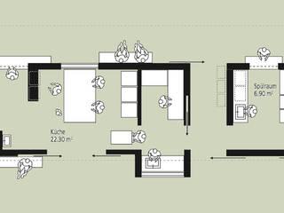 Konzept und Planung Gastronomiebetrieb im Weinberg:   von Resonator Coop Architektur + Design,