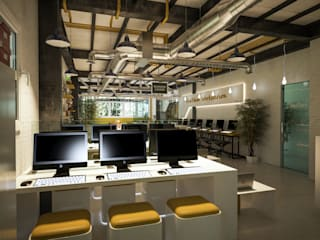 by WORKSPACE architects & interior designers