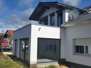 Modern Houses by a r c h i t e k t u r b ü r o grimm Modern