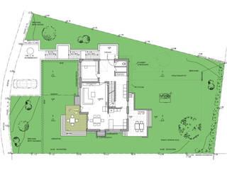 Neubau Wohnhaus Sulzbach:   von Resonator Coop Architektur + Design,