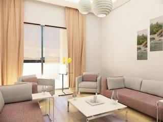 Modern Living Room by Arredeco Mimarlık - Y. Mimar Caner Kutsal Modern