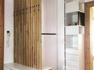 Garderobe Flurgestaltung:   von makingdesign