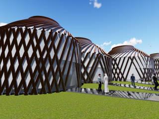 EXPO 2020 DUBAI TURKEY PAVILION Akdeniz Sergi Alanları Sarissa Proje Tasarım Akdeniz